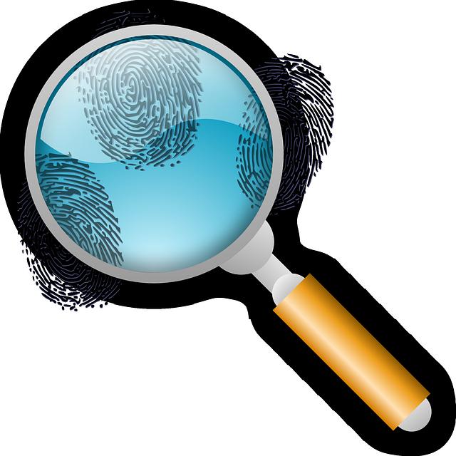 fingerprints and hand analysis